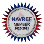 2020 NAVREF Membership Badge